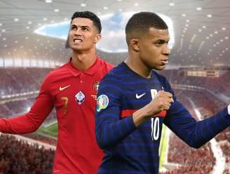 """Aad de Mos blikt vooruit naar (tot dusver) dé clash van dit EK: """"Misschien beter dat Portugal zonder Ronaldo speelt"""""""