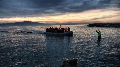 Turkse en Griekse kustwacht in de clinch bij reddingsactie bootvluchtelingen