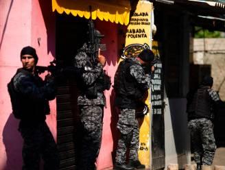 Minstens 25 doden bij politieoperatie in Rio de Janeiro