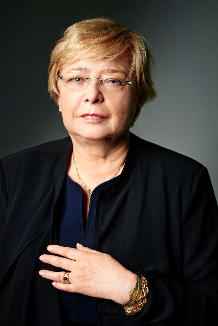Poolse rechter Gersdorf Beeld Zuza Krajewska