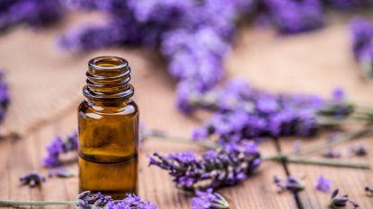 Meisjes en jongens kunnen borsten krijgen van lavendelolie