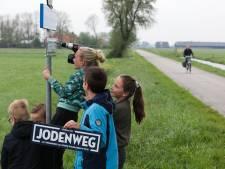 Afschuttingsweg in Rouveen krijgt ondertitel Jodenweg