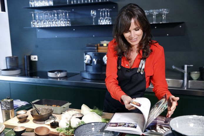 Koken met Pascale Naessens.