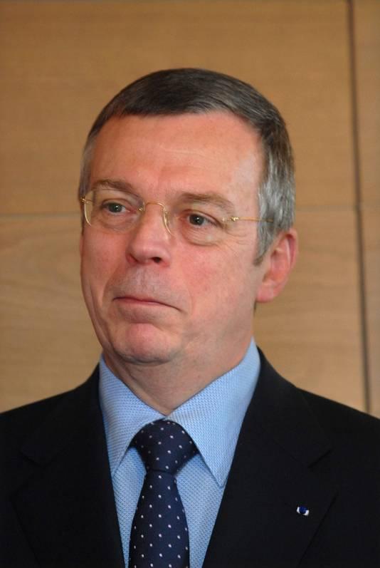 Willem Draps, bourgmestre sortant