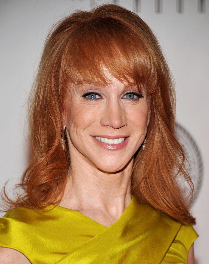 Kathy Griffin.