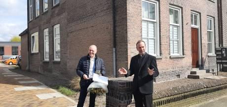 Nieuw elan voor de in oude luister herstelde kapelanie aan de Begijnenstraat in Oss: 'Het is prachtig geworden'
