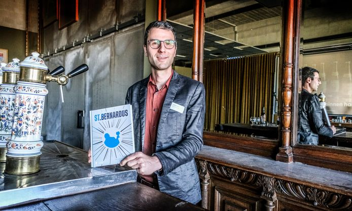 Pieter Verdonck, marketingverantwoordelijke van brouwerij St.Bernardus.