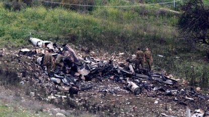 Israëlisch gevechtsvliegtuig neergehaald door Syrië