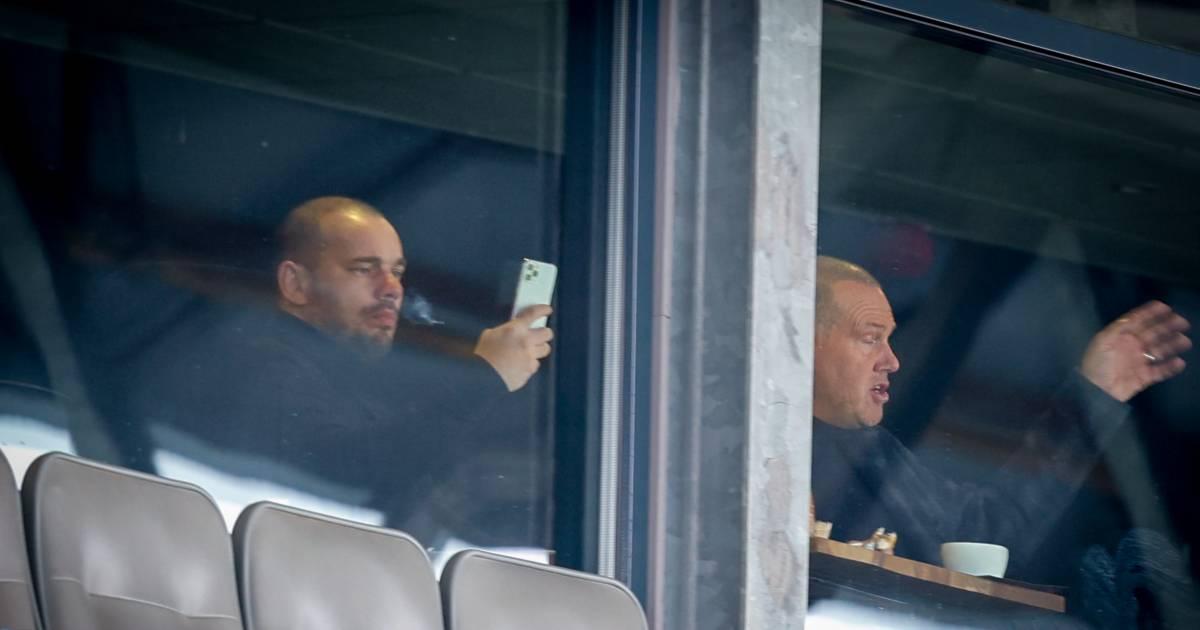 Sneijder en FC Den Bosch schorten onderhandelingen op na uitlekken overnamevoorstel - AD.nl