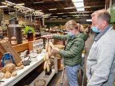 Reservatiesysteem nieuwe kringloopwinkel draait op volle toeren
