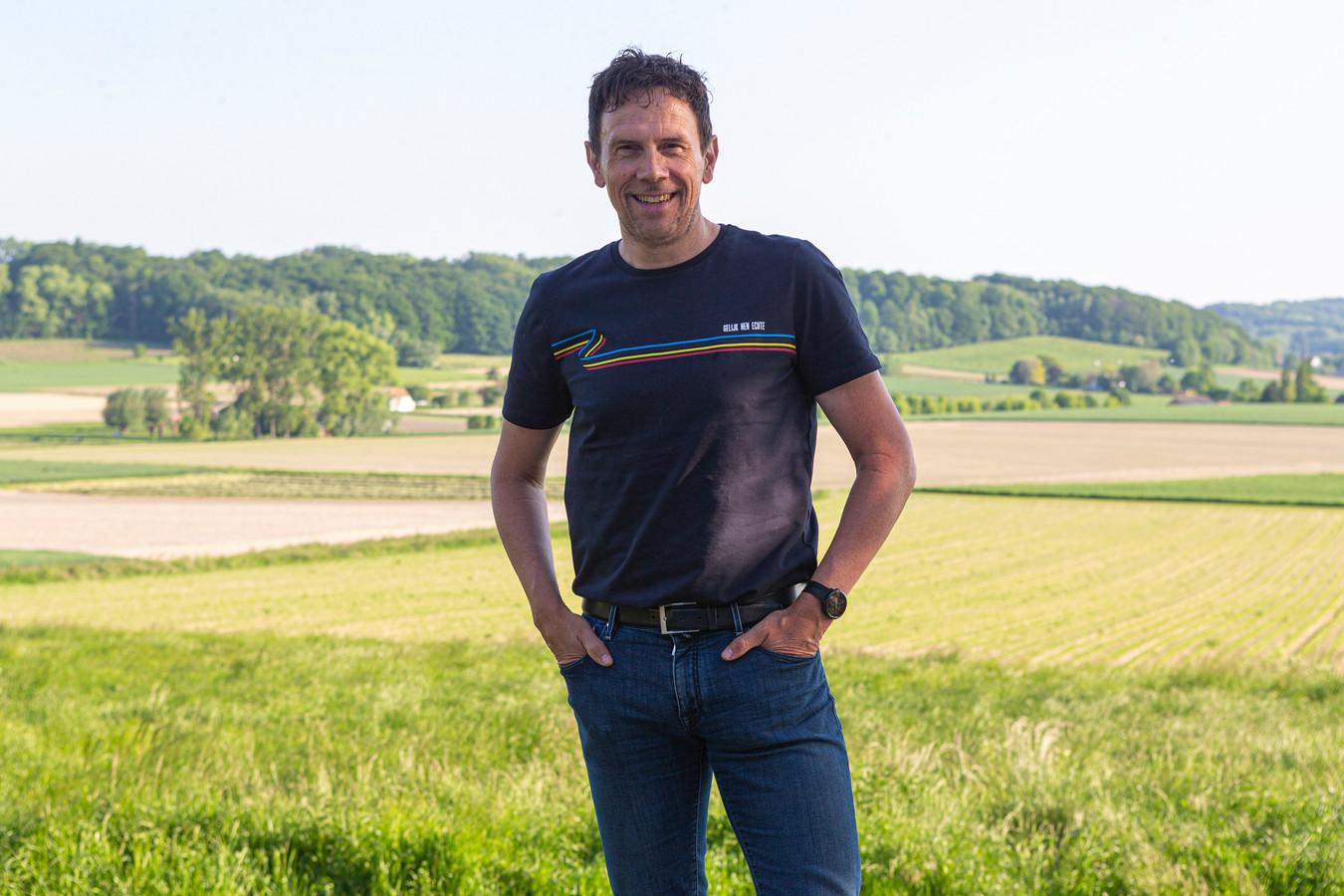 """Christophe Impens is vandaag Managing Director van Golazo: """"Als ik een paar jaar langer had gelopen, dan zou ik nu mijn droomjob niet uitvoeren."""""""