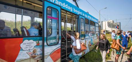 Scheveningen pas echt goed bereikbaar als tram ook 's nachts rijdt: 'Dan kan je zonder auto'