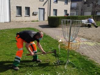 Ga eens golfen met een frisbee in Lichtervelde