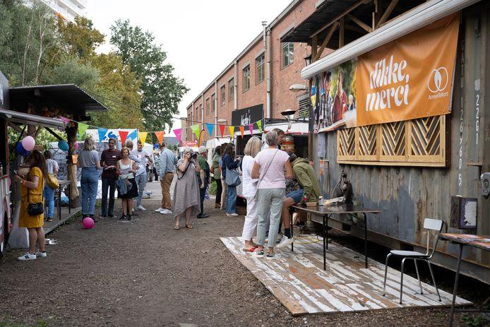Er was veel volk aanwezig op het zomerfeest van vzw ArmenTeKort.