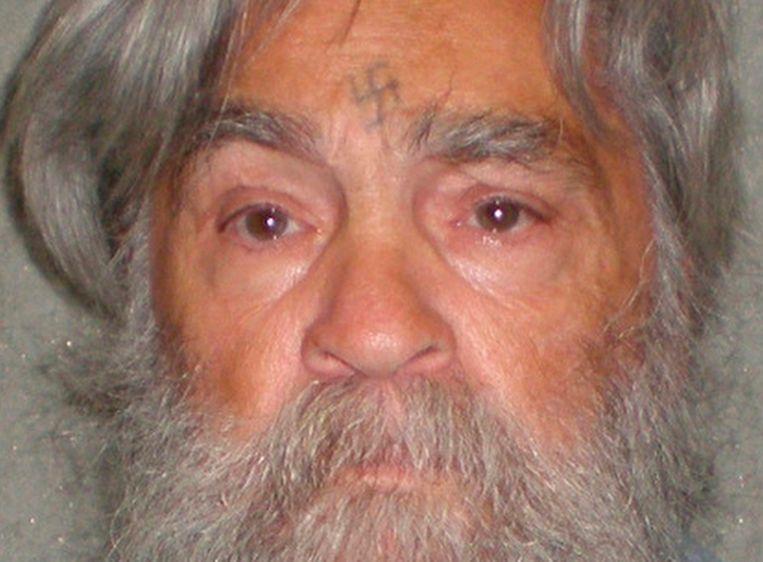 Charles Manson. Beeld AP