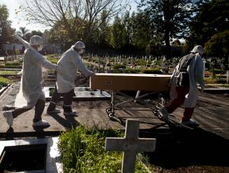 LIVE. Argentinië rondt kaap 70.000 coronadoden - Terrassen in Polen weer open