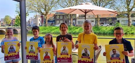 Goes kiest nieuwe kinderburgemeester: zes kandidaten binden de strijd aan
