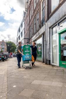 Buurt baalt van 'gat van Burgemeester Reigerstraat'