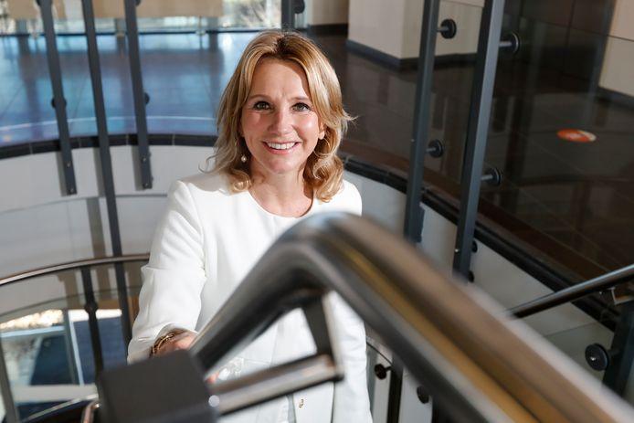 Petra Teunis, bestuurder bij Eno zorgverzekeraar.