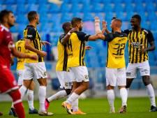 Vitesse behoudt ongeslagen status; moeizaam duel met Fortuna Düsseldorf