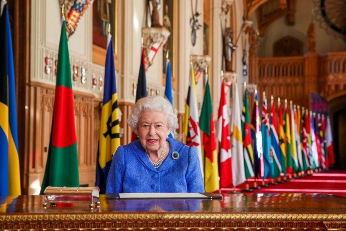 Le traditionnel discours de la reine Elizabeth II à l'occasion de la journée du Commonwealth.