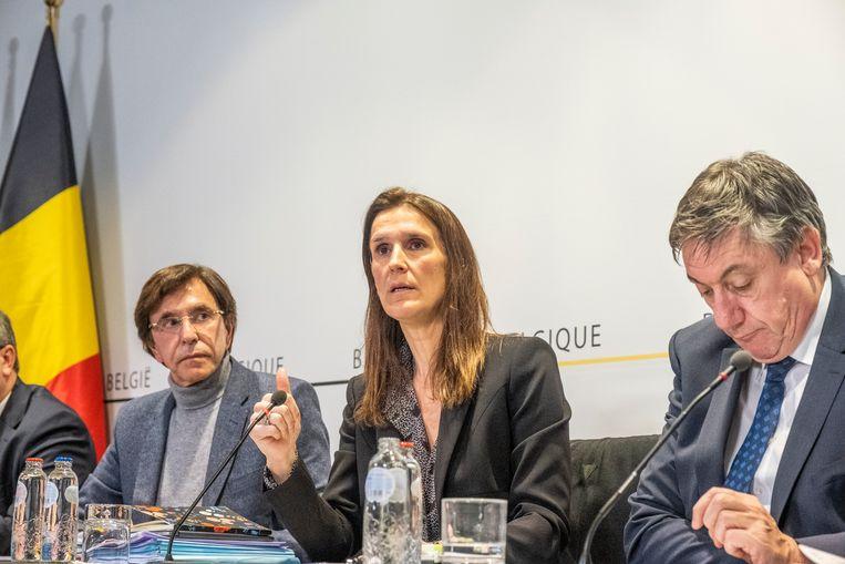 De Veiligheidsraad komt vrijdag bijeen om de Belgische exit uit de lockdown uit te tekenen. (Archiefbeeld) Beeld Tim Dirven
