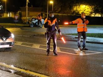 Politie betrapt verschillende bestuurders tijdens snelheids- en alcoholcontroles