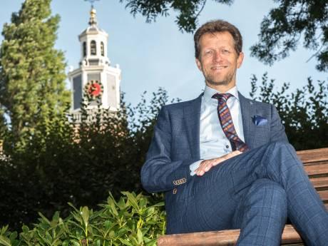 Zoetermeer heeft er een 'excellentie' bij: 'Vrede is er zijn voor je naasten'