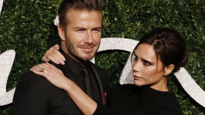 Familie Beckham gestrand op Indonesië tijdens dodelijke aardbeving