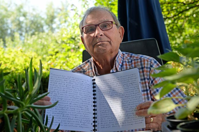 Tony Jochem begint met een boek over dwangarbeid in de Tweede Wereldoorlog