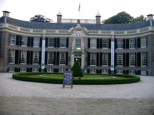 Kasteel Groeneveld in Baarn.