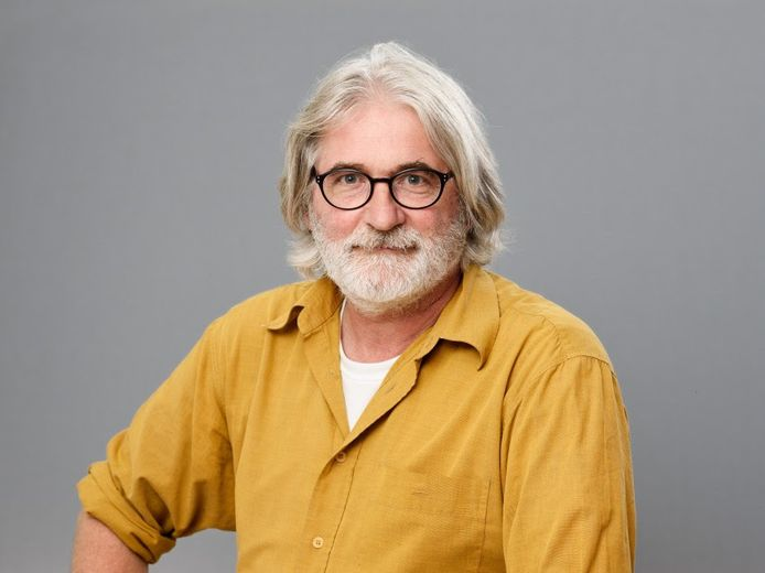 Professor Frans van de Vosse van de TU/e.
