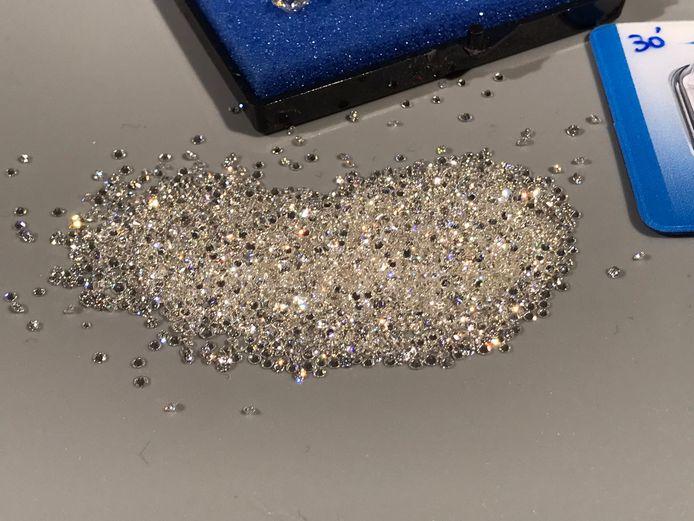 Veilinghuis Hammertime veilt voor een totaal aan 1 miljoen euro diamanten
