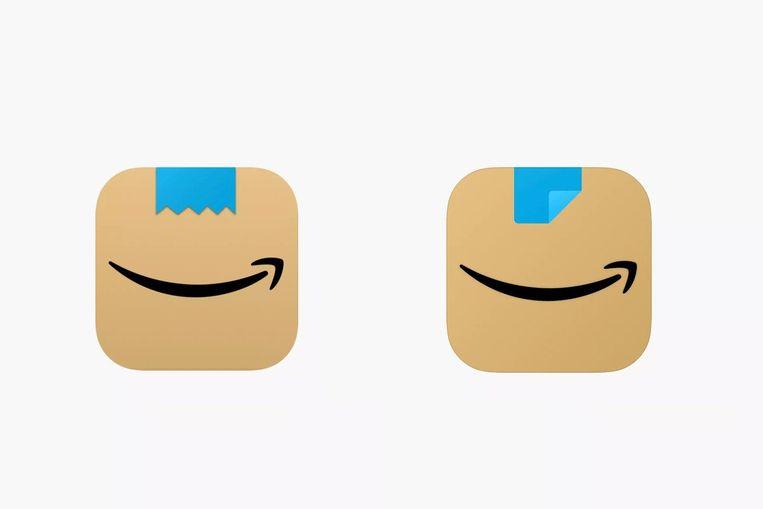 Amazon logo Beeld Amazon