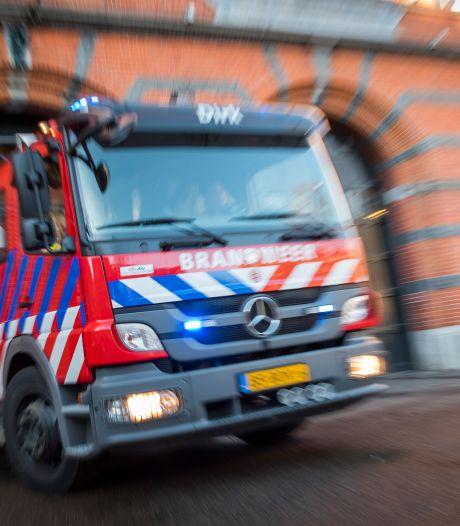 Vier woningen onbewoonbaar verklaard na brand in Veendam, bewoners ongedeerd