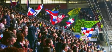 60% van seizoenkaarthouders Willem II ziet af van tegemoetkoming