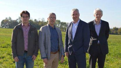 Nieuw bedrijventerrein krijgt vorm langs Leuvensesteenweg