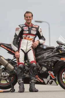 Bizarre crash wegracer Johan Fredriks uit 's-Heerenhoek
