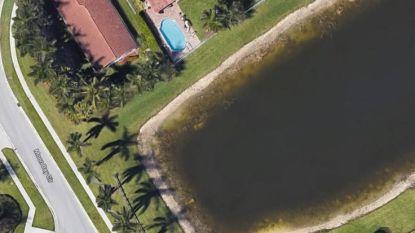 Man ziet op Google Earth gezonken auto in meer en lost 22 jaar oude verdwijningszaak op