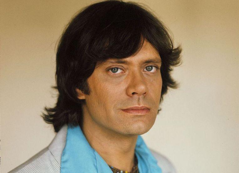 Zanger Rob De Nijs ten tijde van 'Malle Babbe', begin jaren zeventig.  Beeld rv