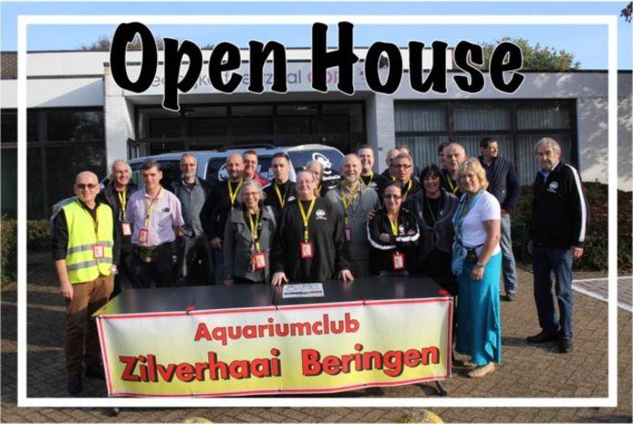De Aquariumclub Zilverhaai