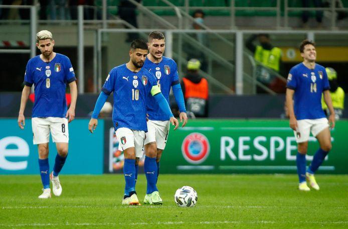 L'Italia simpatizza.