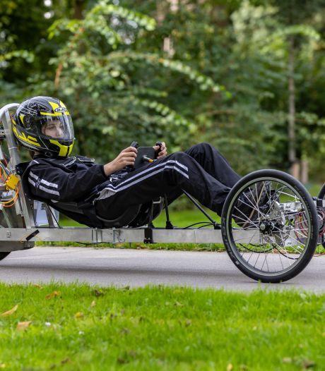 Zelf een raceauto bouwen en ermee racen op Zandvoort? Leerlingen uit Zwolle doen het