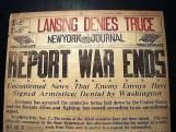 Honderd jaar geleden eindigde de Eerste Wereldoorlog, dacht men
