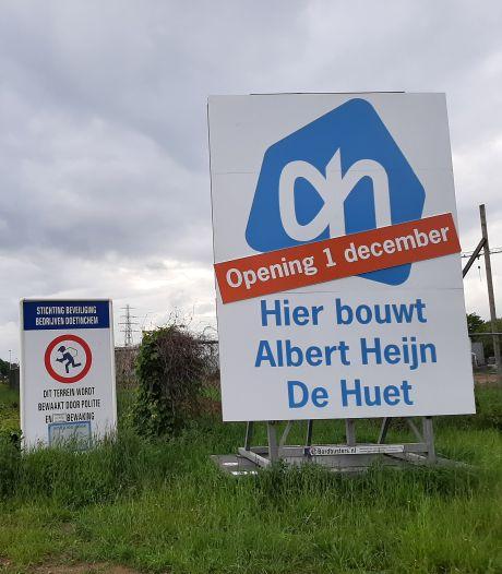 Supermarktruzie in Doetinchem verder voor rechter: Lidl wil tijdelijke AH voorkomen