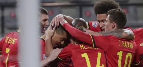 """Une revanche sans convaincre contre l'Angleterre et une """"finale"""" contre le Danemark pour les Diables"""