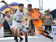 Basketballers 3x3 pakken olympisch ticket: 'Deze comeback lijkt op sprookje'