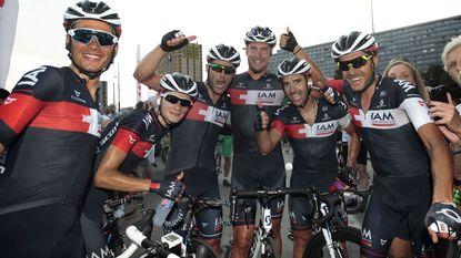 Winst in Ronde van Polen, dat vieren we toch gewoon met een Pools dansje?