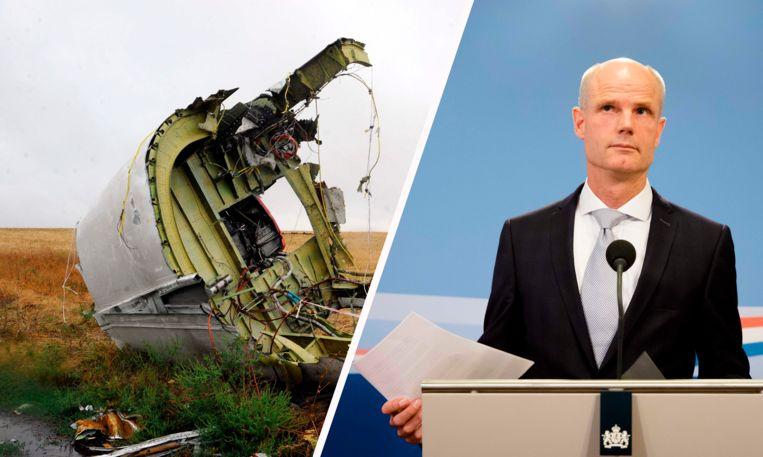De Nederlandse minister van Buitenlandse Zaken Stef Blok. Beeld anp/afp