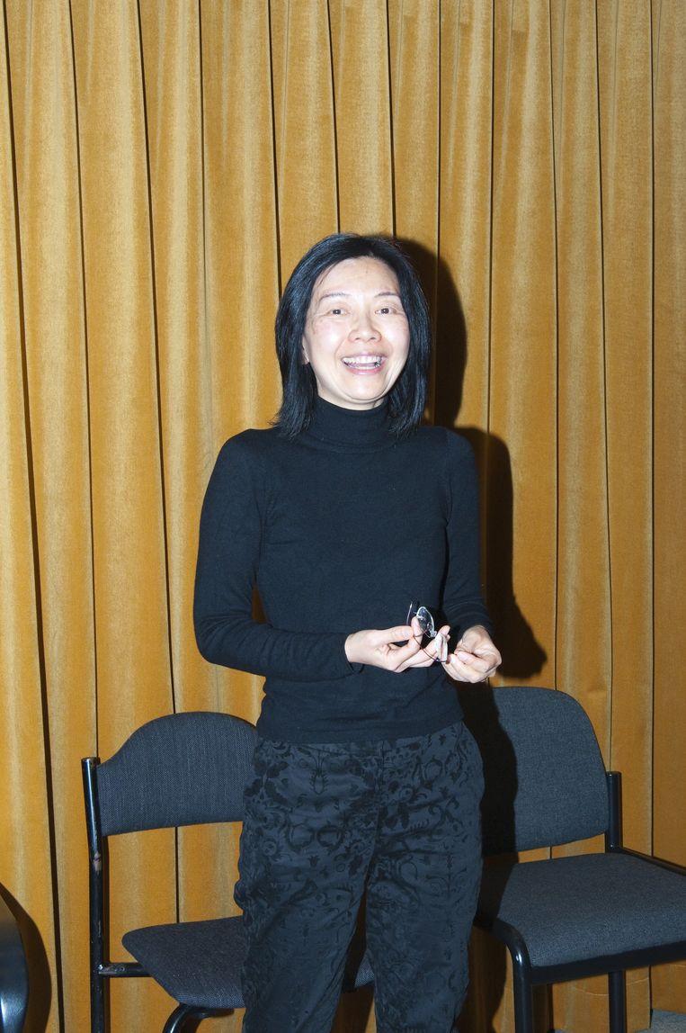 Ching-Lien Wu, de vertrekkend koordirigent van De Nationale Opera. Beeld Lisa Klaverstijn